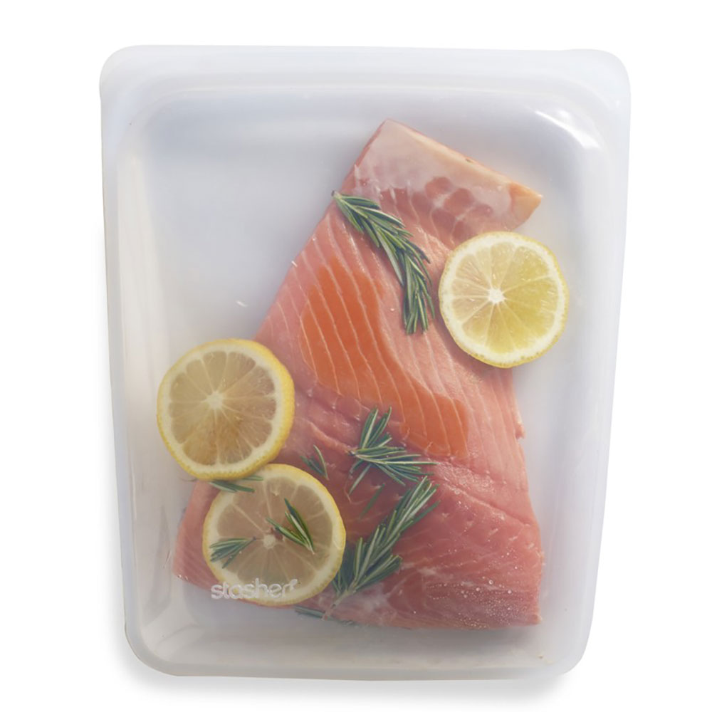 : Stasher Sous-Vide Bag, Clear