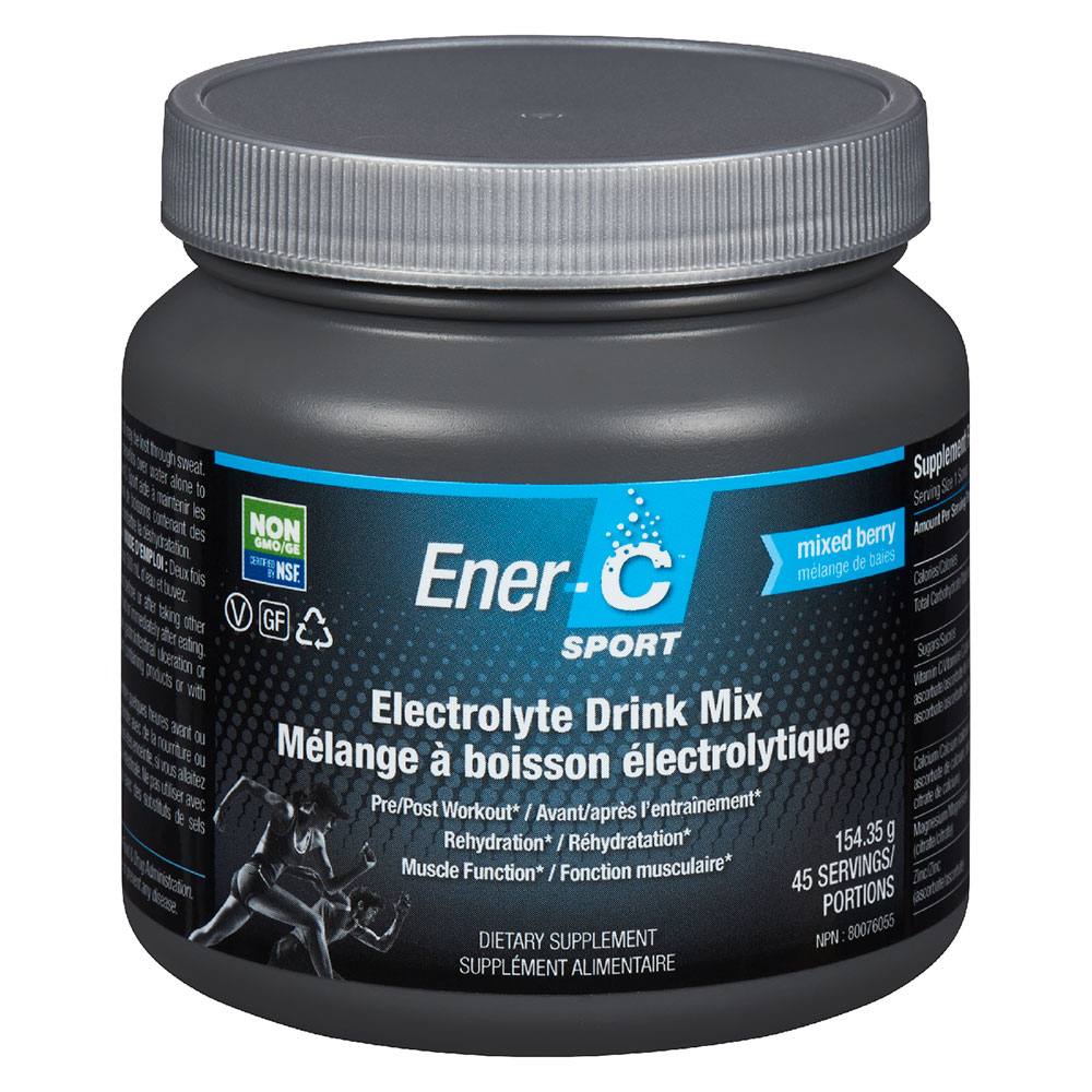 : Ener-C Sport Electrolyte Drink Mix, Tub