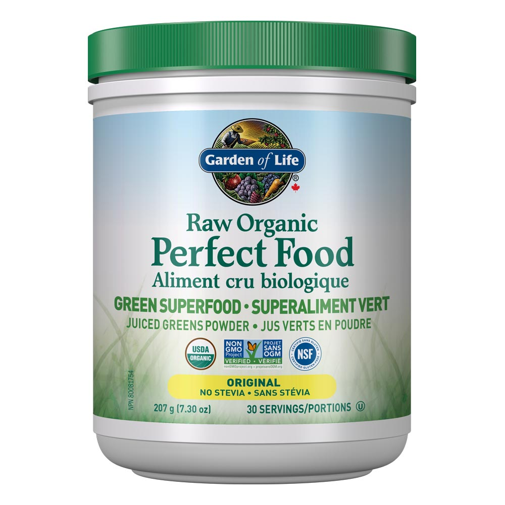 : Garden of Life Raw Organic Perfect Foods, Original